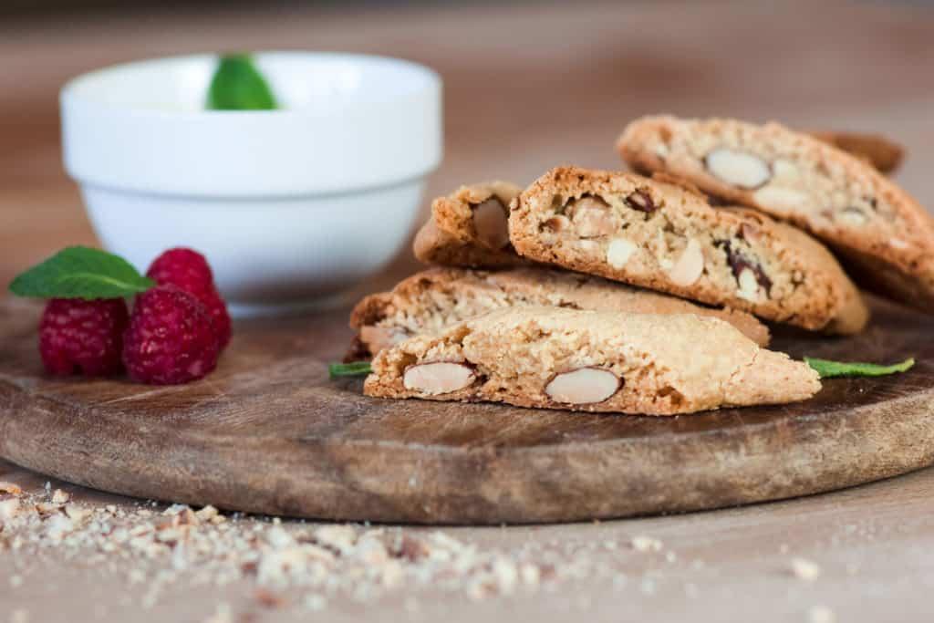 Gluten free Cantucci recipe 1