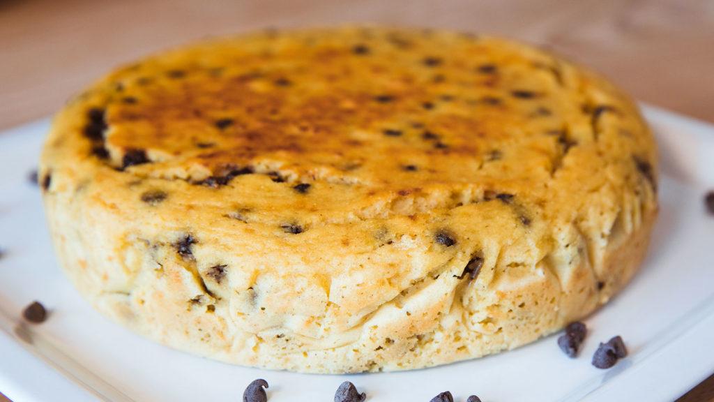 pan di ricotta senza glutine immagine ricetta