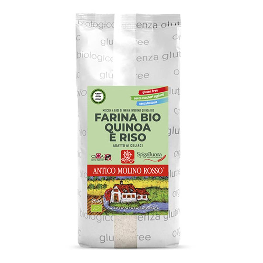 SpigaBuona Organic Gluten free flour 13