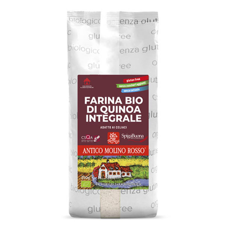 Farine senza glutine 8