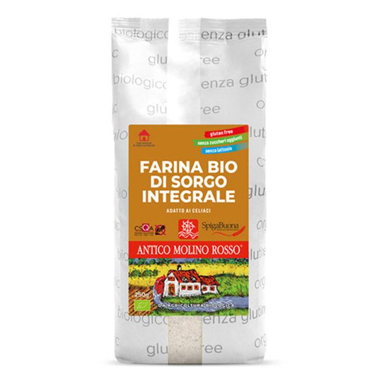 Farine senza glutine 6