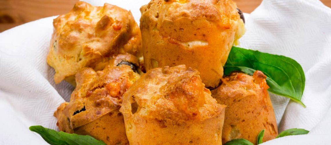 muffin senza glutine bio salati