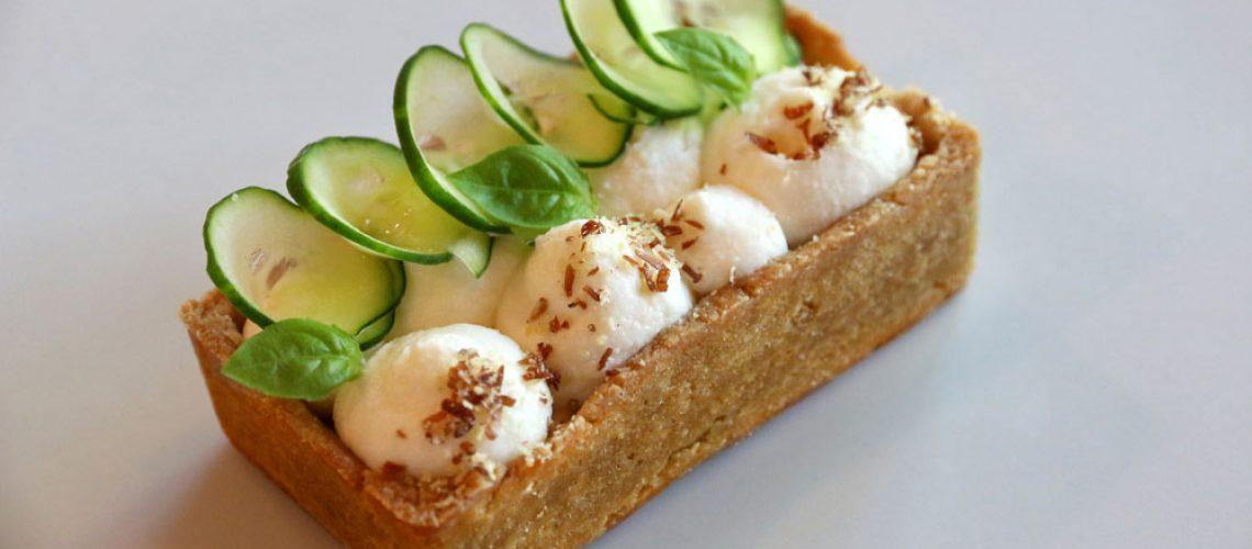 tartelletta, aperitivo gluten free
